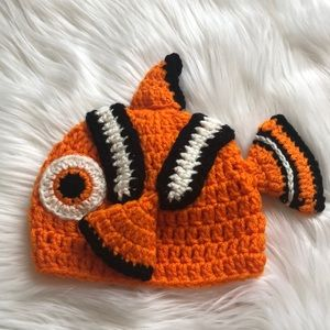 Other - Finding Nemo Knit Beanie